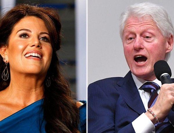 Affaire Monica Lewinsky : Bill Clinton crée encore la polémique avec ses nouvelles déclarations sur ce scandale
