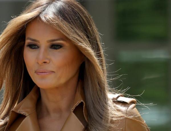 Melania Trump a-t-elle subi un lifting ? Donald Trump réagit !