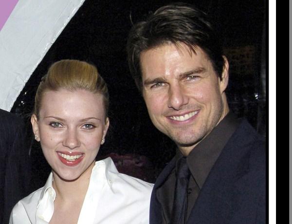 Scarlett Johansson a-t-elle passé une audition pour sortir avec Tom Cruise ?