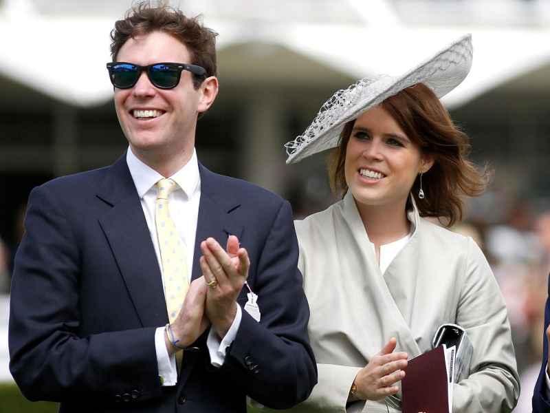 Jack Brooksbank et Princesse Eugenie