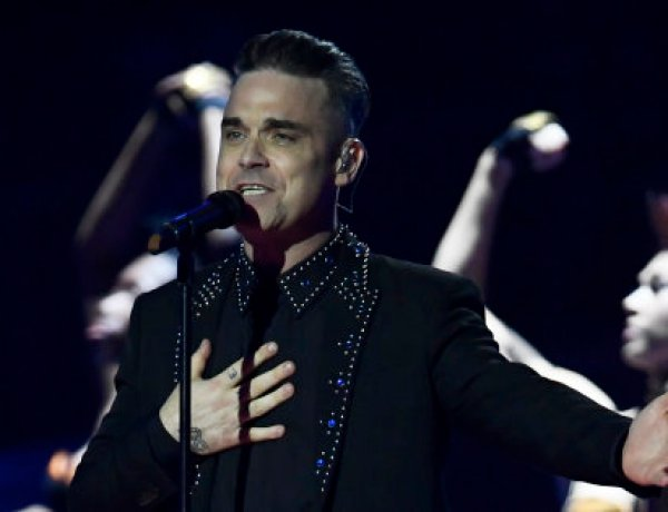 Robbie Williams chantera pour l'ouverture de la Coupe du Monde