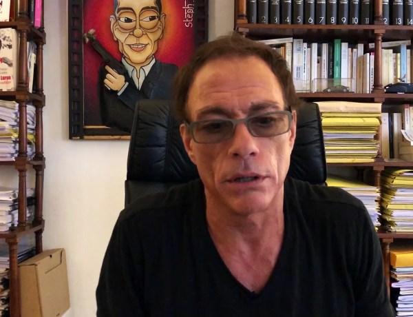 Jean-Claude Van Damme homophobe ? Il répond à la polémique !