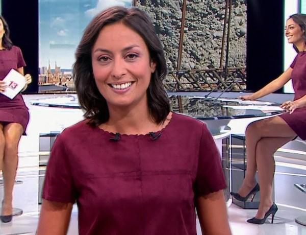 JT de France 2 : Leïla Kaddour prise d'un fou rire