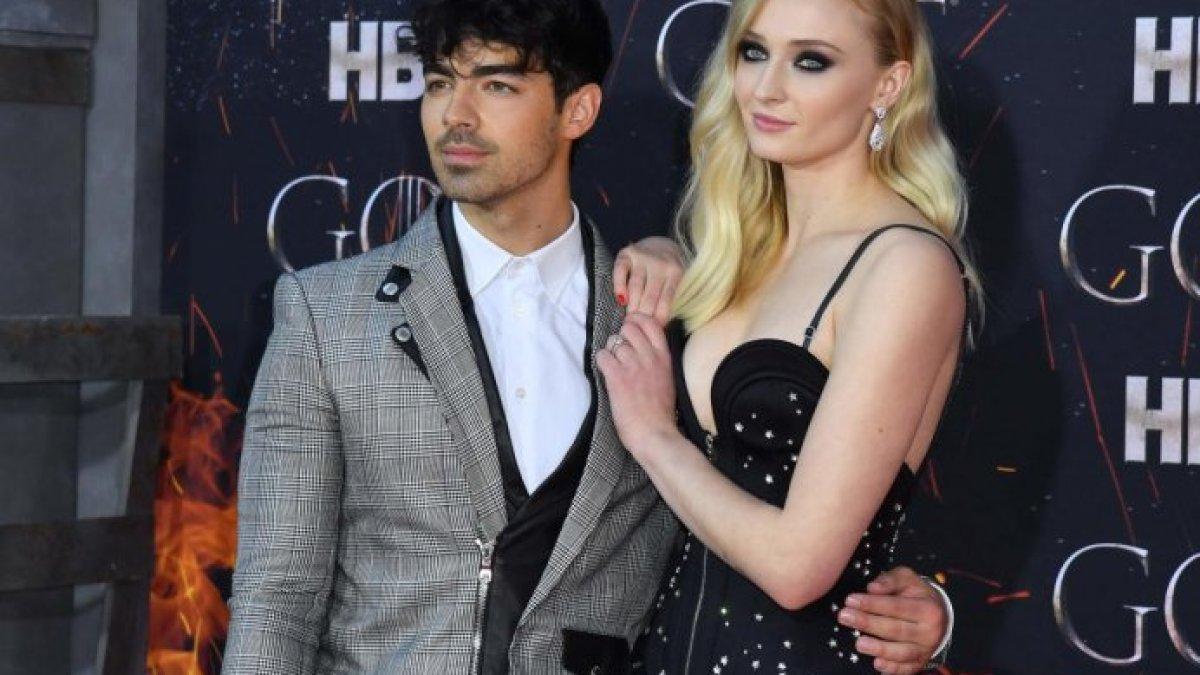 Sophie Turner et Joe Jonas : un mariage surprise à Las Vegas !