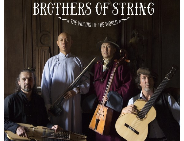 Duplessy et the Violins of The World annoncent l'album Brothers of String