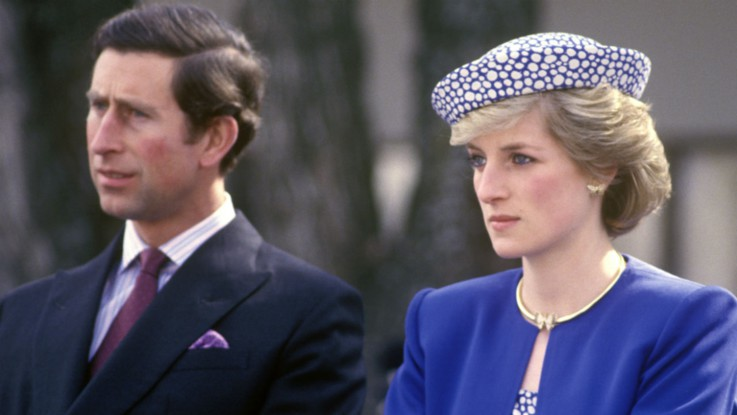 Prince Charles et Lady Diana