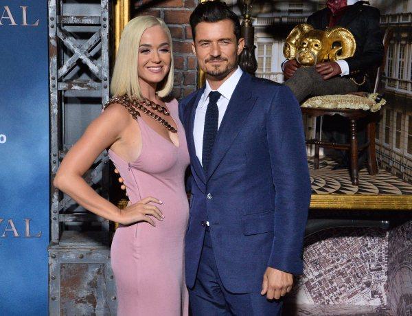 Katy Perry enceinte : Rien ne va plus avec Orlando Bloom