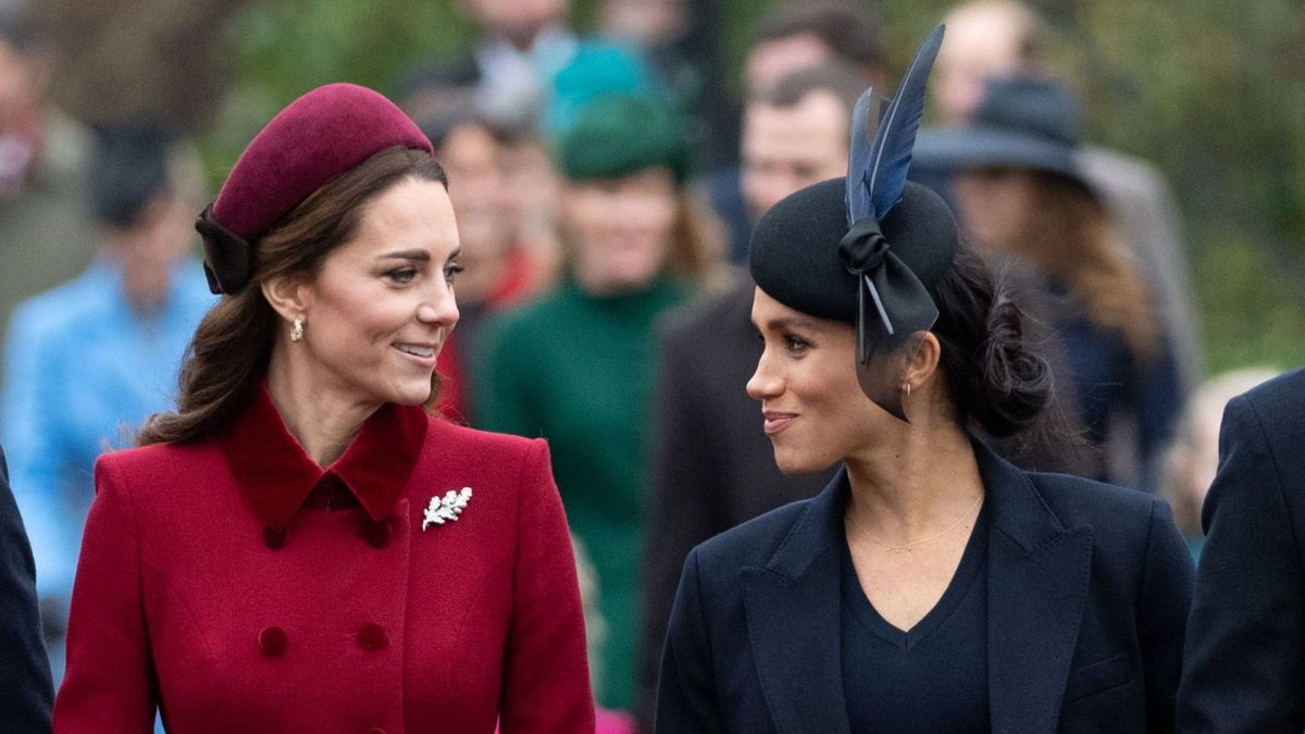 Meghan Markle jalouse de Kate Middleton ? Ses déclarations choc !