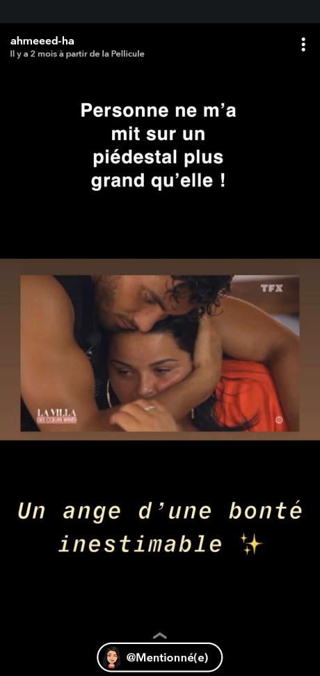 Sarah Fraisou et Ahmed : La jeune femme annonce leur rupture !