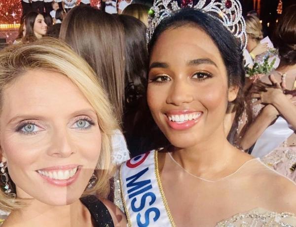 Clémence Botino (Miss France) rentre à Paris et choque les internautes : Sylvie Tellier la défend