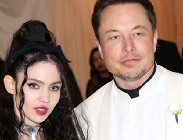 Elon Musk et Grimes : Le prénom de leur fils refusé, ils optent pour une variante tout aussi loufoque