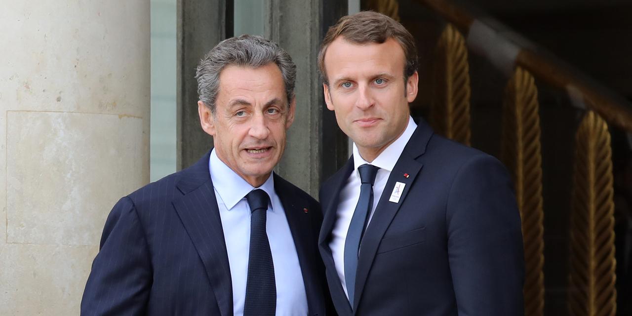 Emmanuel Macron : Son appel à Nicolas Sarkozy au sujet d'Edouard Philippe