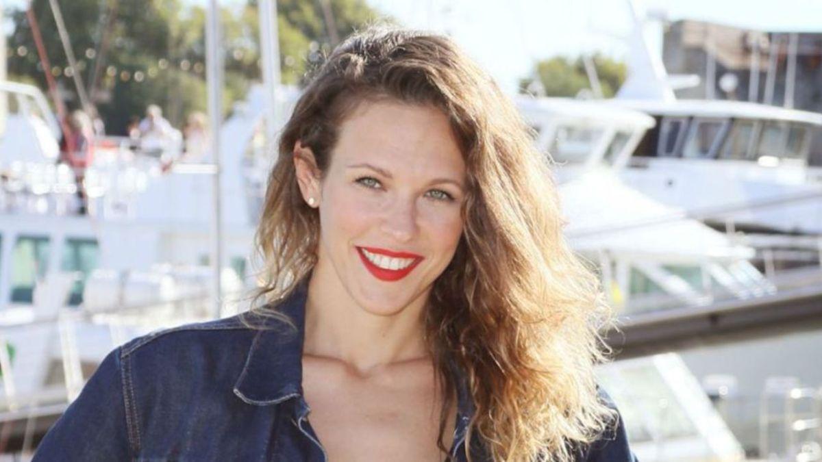 Lorie Pester : À un an, sa fille Nina fait ses premiers pas !