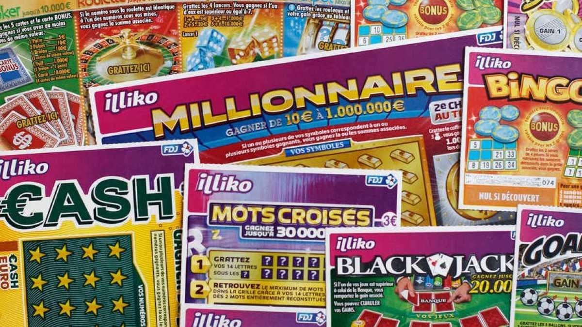 Loterie : Venu encaisser son billet gagnant de 1.000 $, il repart avec 178.000 $