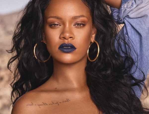 Rihanna confinée : tenue transparente, vin et cigarette, sa soirée hot qui fait le buzz !