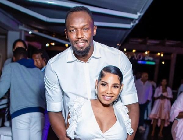 Usain Bolt papa : Kasi Bennett a donné naissance à leur premier enfant !