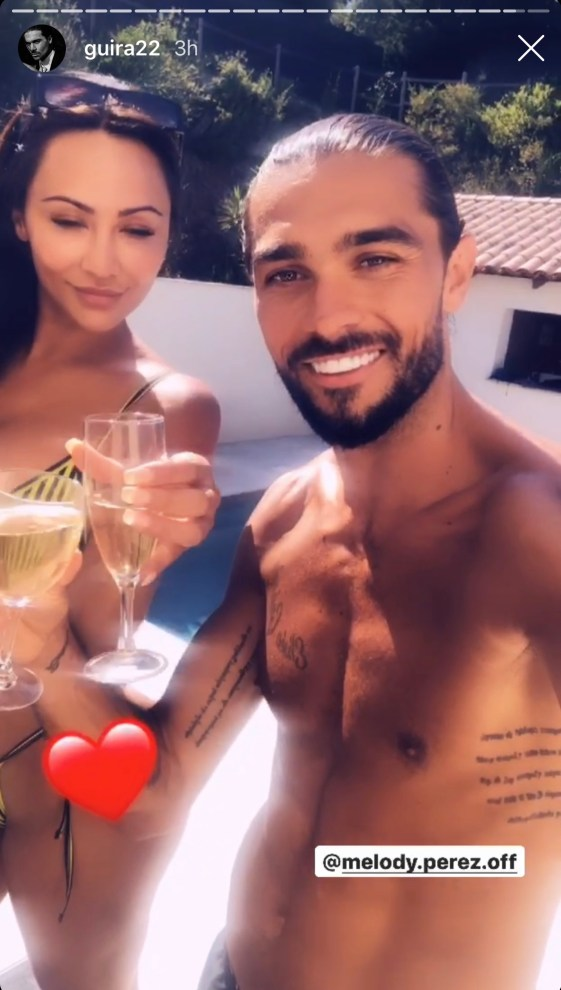 Julien Guirado, de nouveau en couple avec une candidate de télé-réalité ?