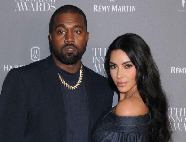 Kanye West : Le rappeur n'adresse plus la parole à sa femme Kim Kardashian !