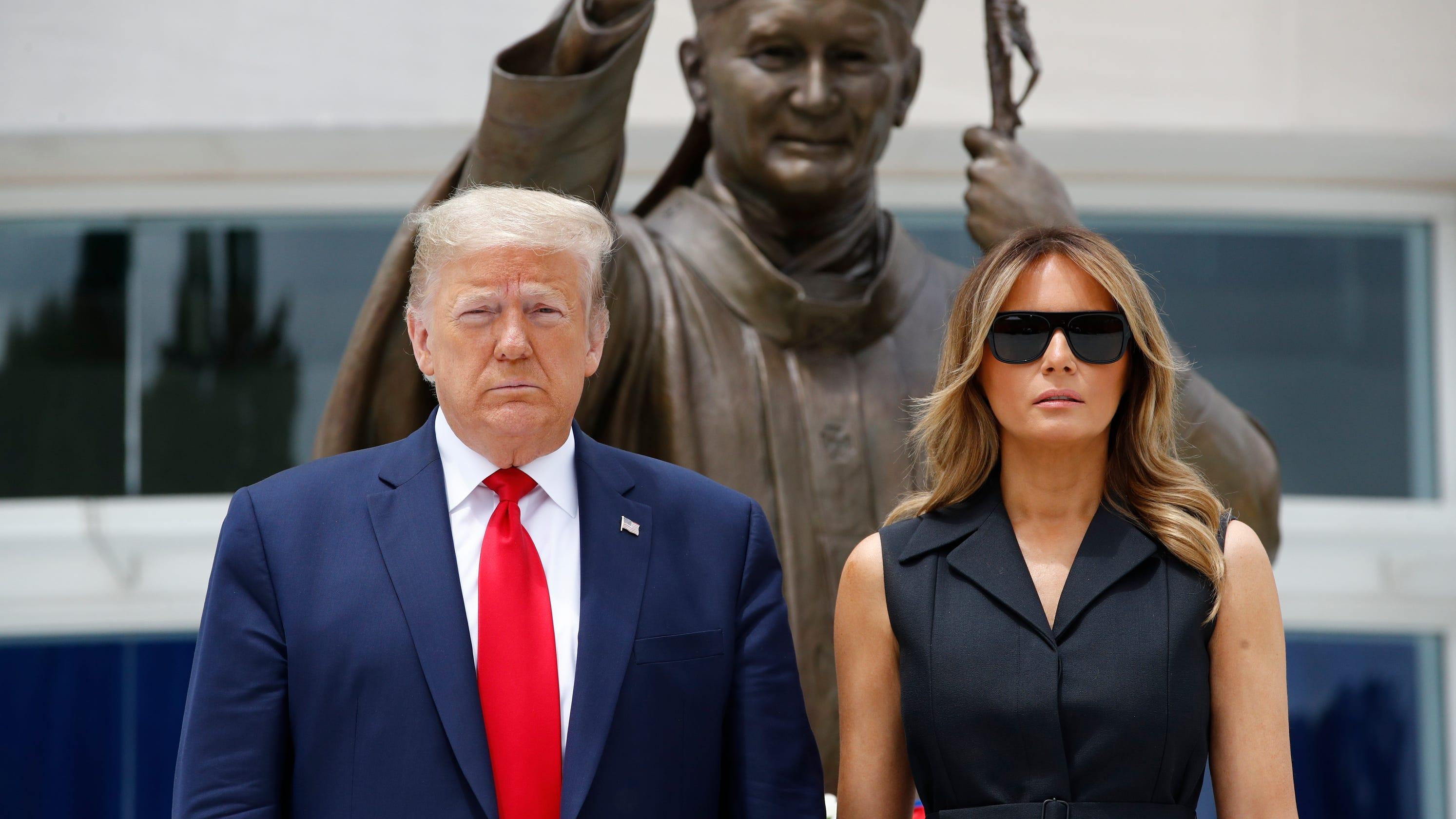 Melania Trump se rebelle : Cette vidéo embarrassante pour Donald Trump