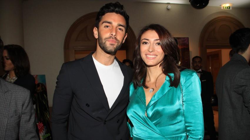 Valentin Léonard et Rachel Legrain-Trapani