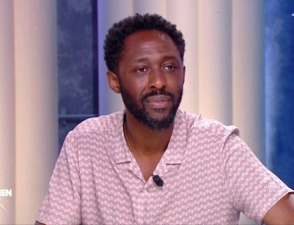 Thomas Ngijol clashe Eric Zemmour sur le plateau de Quotidien
