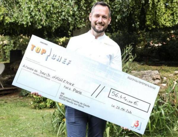 Top Chef : Pourquoi David n'a pas remporté 100 000 euros