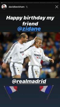 Zinedine Zidane : ce touchant hommage que lui rend un autre footballeur