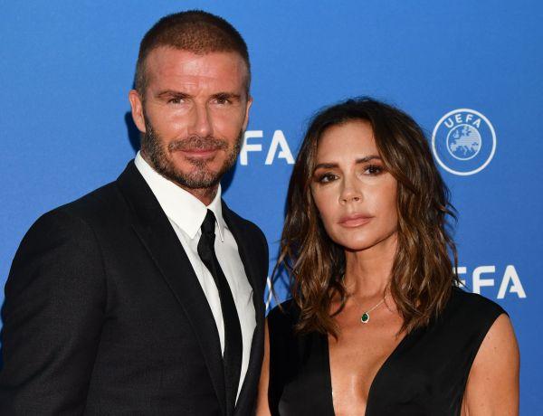 David Beckham : il raconte son coup de foudre pour Victoria Beckham