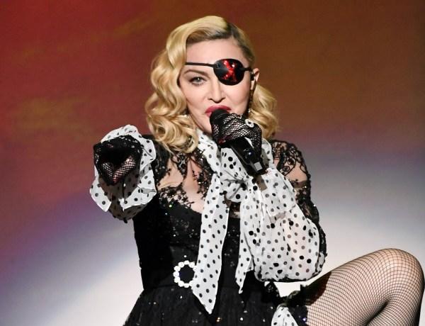 Madonna topless sur Instagram : Elle surprend une fois de plus ses fans