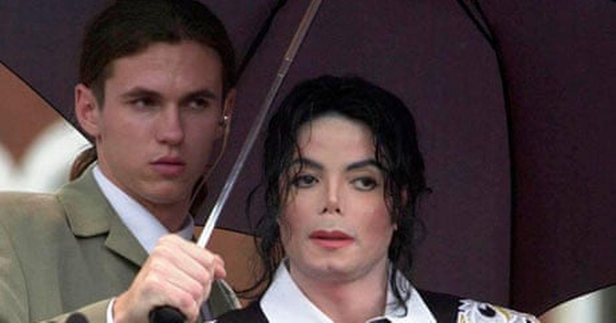 Matt Fiddes et Michael Jackson