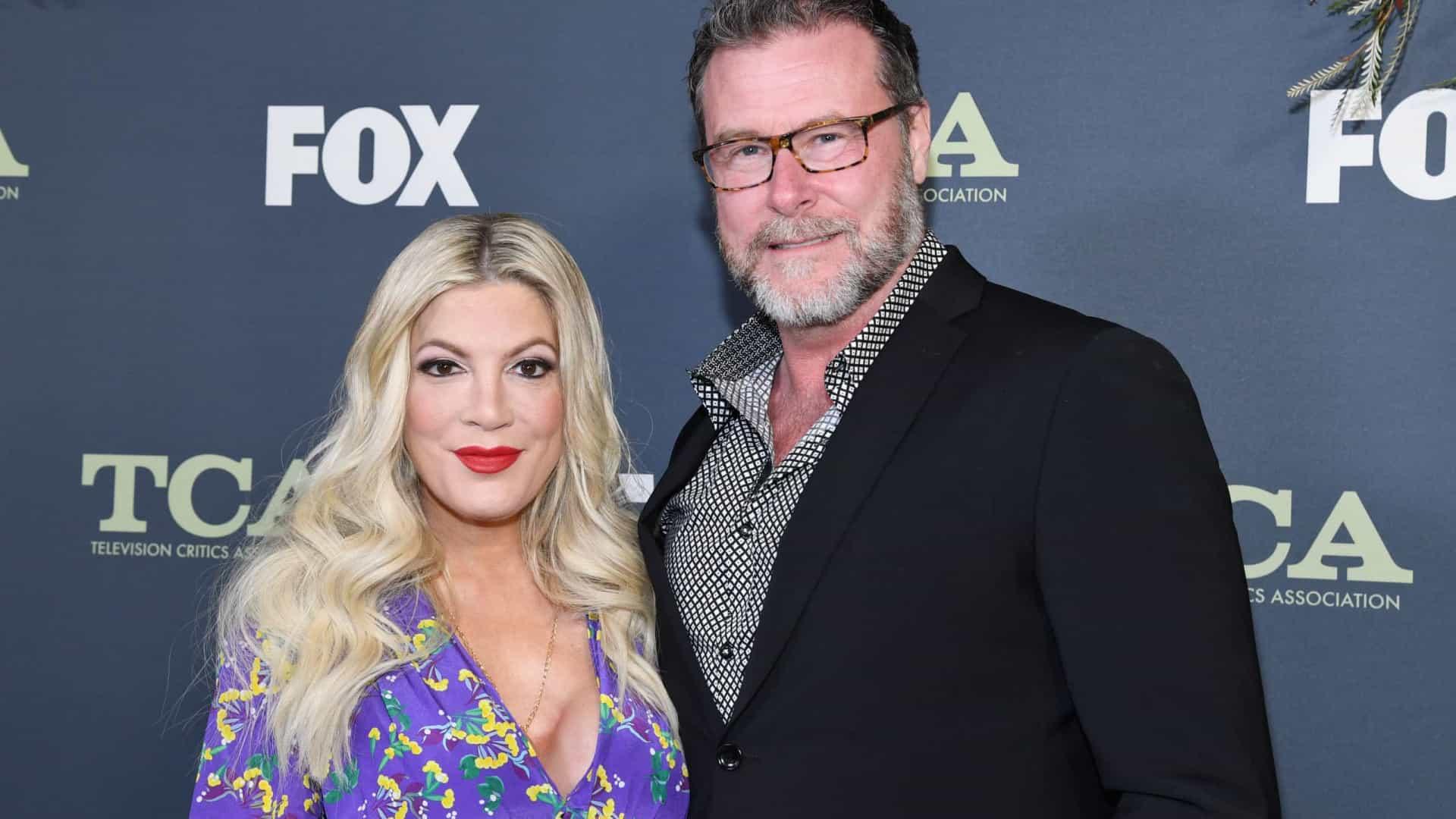 Tori Spelling et son mari, Dean McDermott
