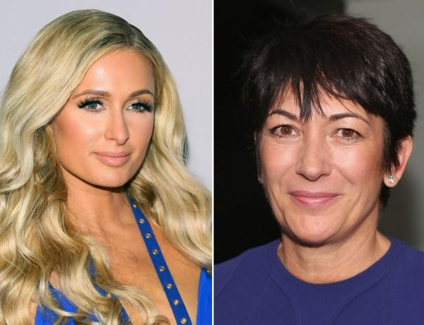 Affaire Epstein: Ghislaine Maxwell aurait tenté de recruter Paris Hilton