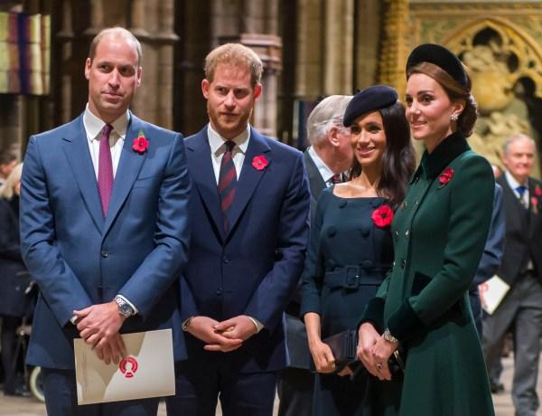 Anniversaire de Meghan Markle : ce geste surprenant de Kate Middleton et du prince William
