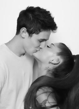 Ariana Grande fait une jolie déclaration d'amour à son nouveau chéri