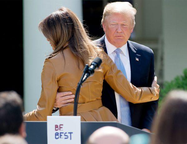 Donald Trump : en deuil, il se fait humilier par Melania Trump