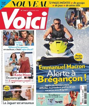Emmanuel Macron torse et en jet-ski : Le président comme on ne l'a jamais vu !