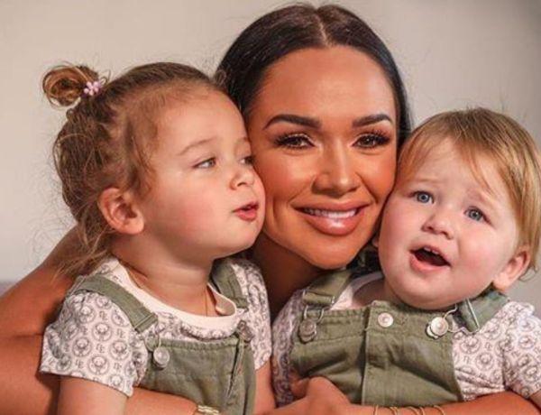 Jazz Correia choque (encore) la toile : Un cliché de ses deux enfants fait scandale