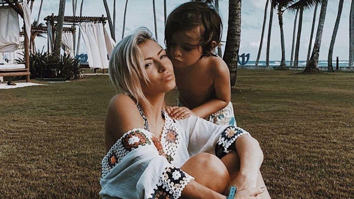 Mamans et célèbres : Stéphanie Clerbois enceinte de son deuxième enfant dévoile le sexe de son bébé