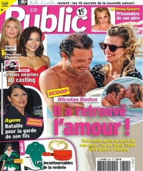 Nicolas Bedos en couple : le comédien a retrouvé l'amour