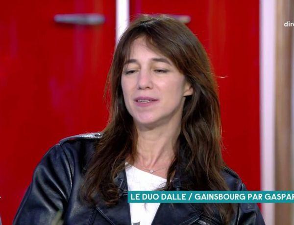 Charlotte Gainsbourg se confie sur son attirance pour les tournages extrêmes