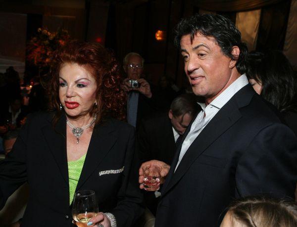 Jackie Stallone, la mère de Sylvester Stallone, est décédée