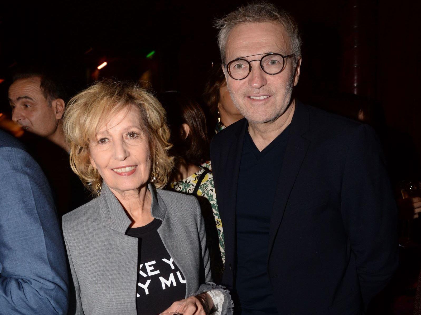 Laurent Ruquier adresse un petit tacle à Catherine Barna, ancienne productrice d'On n'est pas couché