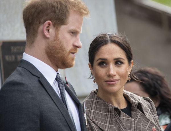 Clash ! Meghan Markle et le Prince Harry traités d'extra-terrestres par un membre de la famille royale !