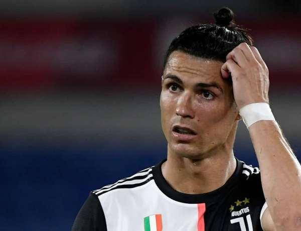 Cristiano Ronaldo positif à la Covid-19, il est accusé d'avoir violé le protocole sanitaire