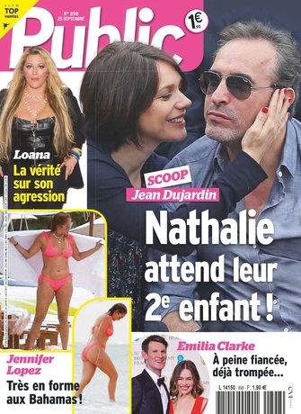 Jean Dujardin bientôt papa pour la quatrième fois ? Ces clichés de Nathalie Péchalat sèment le doute