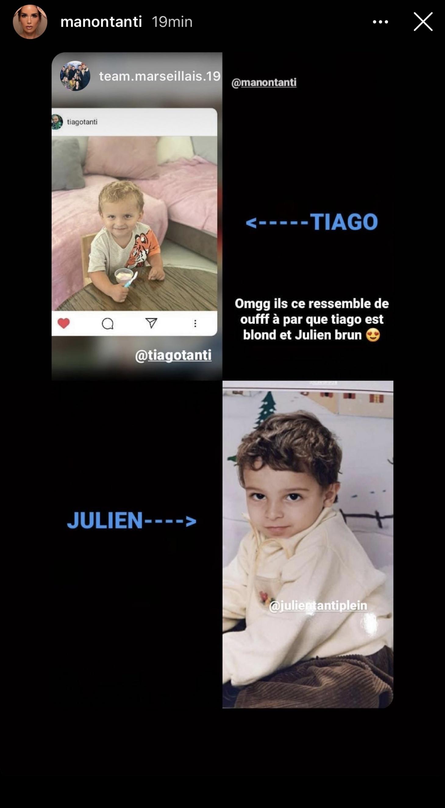 Julien Tanti (LMvsMonde) : Sa boutade à sa femme Manon Marsault