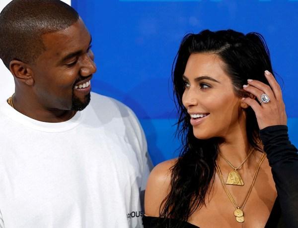 Kim Kardashian : l'incroyable cadeau de Kanye West pour ses 40 ans