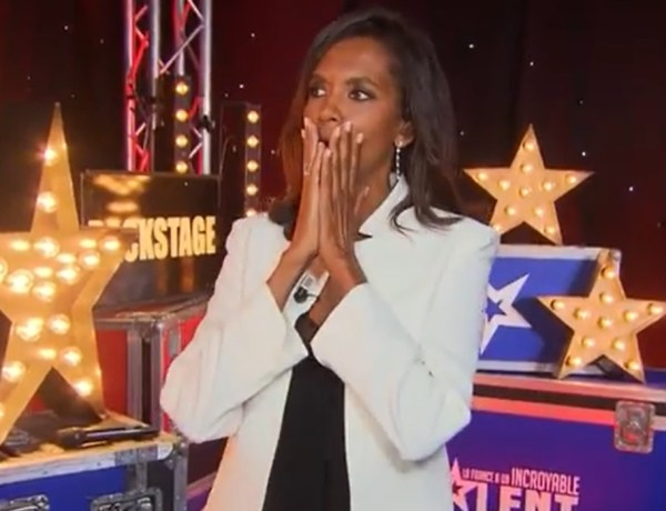 La France a un incroyable talent : Karine Le Marchand choquée ! Une candidate sans culotte en montre trop