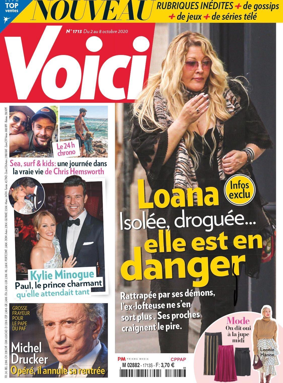 Loana en danger :