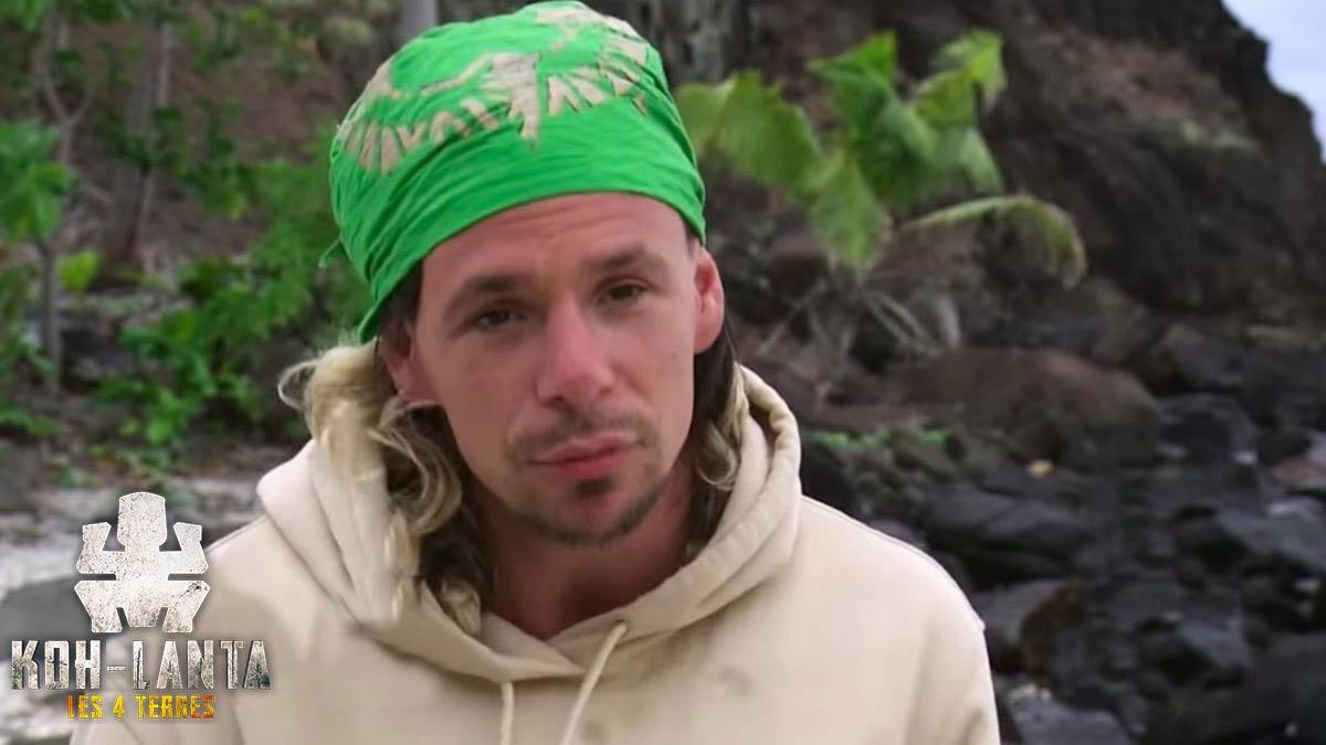 Loïc (Koh-Lanta) raconte comment Bertrand-Kamal a communiqué sur son cancer avec les aventuriers